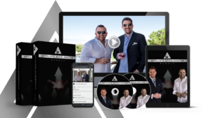 Image of Perry Belcher and Chad Nicely with their affiliate accelerator program